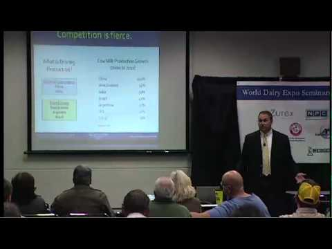 """Seminar - """"Building U.S. Agricultural Exports: One BRIC at a Time"""""""