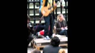 Beans on Toast live @ Occupy London NOT the Lord Mayor