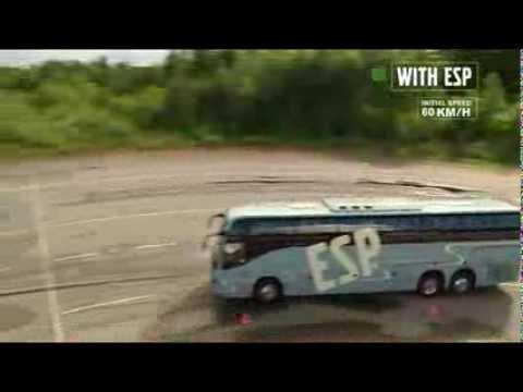 Volvo 9700 - Electronic Stability Program