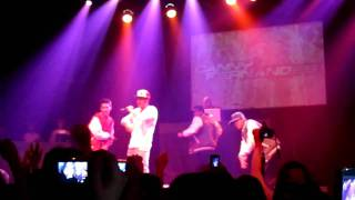 Tyler Medeiros ft. Danny Fernandes - Girlfriend (AutomaticLuv Tour 12/19/10)