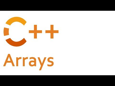 Arrays in C++