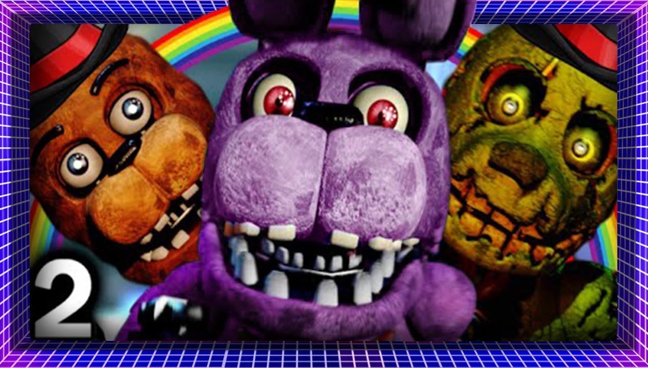 Five Nights At Freddy's Abridged! | Episode 2: FNAF In The Real World!