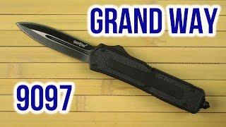 Розпакування Grand Way 9097