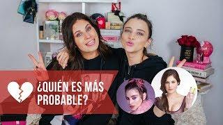 ¿Quién es más probable qué..? feat CAROLINA PADRÓN!
