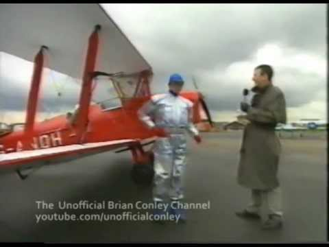 Dangerous Brian takes to the skies  S3E1  The Brian Conley