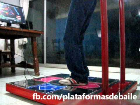 Dancing Usb Pad Mat For Tv Pc Amp Games Doovi