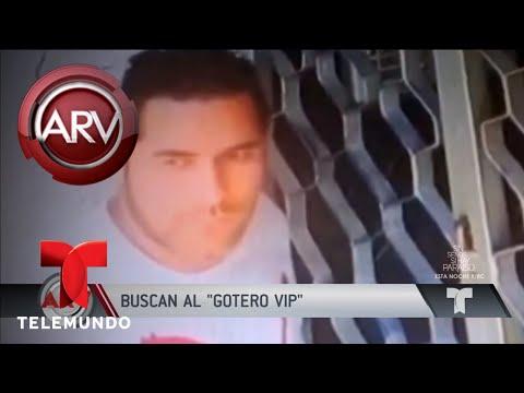 Tras la pista de asaltante de hombres gay | Al Rojo Vivo | Telemundo