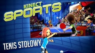 #1 Zagrajmy w Kinect Sport - Tenis Stołowy (Table Tenis) - PL