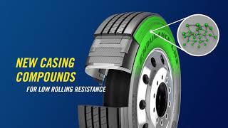 Goodyear Long Haul Tires - Endurance Series