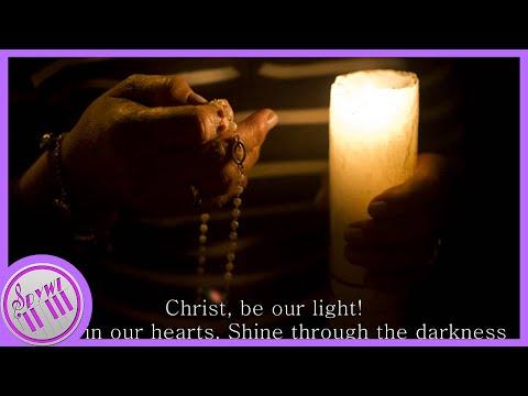 Christ, Be Our Light (COVER) - Lyrics