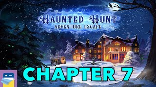 Adventure Escape: Haunted Hunt - Chapter 7 FULL Walkthrough Guide iOS / Android (by Haiku Games)