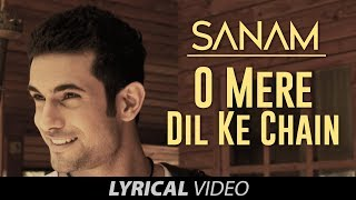 We know you want hear it on loop here is! song credits: song: o mere dil ke chain mood: romantic artist sanam music director: lyricist: majrooh sult...