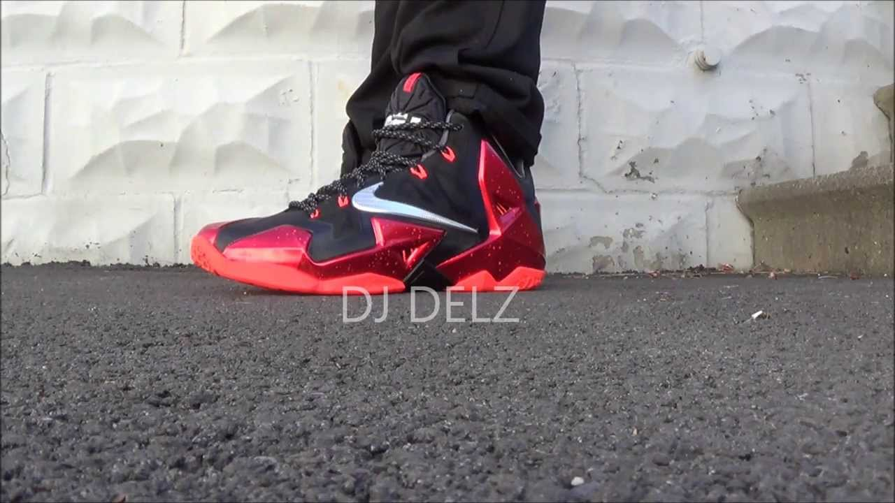 Dissecting the Nike LeBron 12