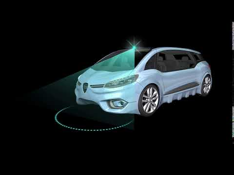 PPG coatings help increase the visibility of autonomous cars to LIDAR systems
