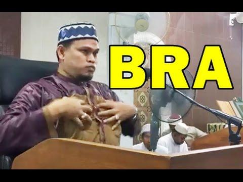 Dah Aku Pulak Kena Pakai BRA ~ Ceramah Ustaz Abdullah Khairi Lawak Berilmu SPECIAL November 2016 HD