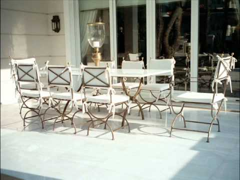 Outdoor Furniture NEW YORK Wrought Iron Patio Furniture For - Patio furniture albany ny
