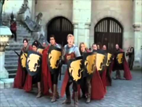 Knights of the Round Table- Merlin BBC - YouTube