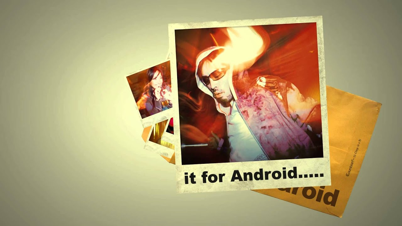 Android Photo App - Mini Polaroid with Effects - YouTube