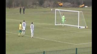 Highlights: West Bromwich Albion Res 3 Norwich Res 1