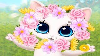 Fun kids games - Kitten Care Games - Cute Little Kitten Hair Salon, Nails Dress Up