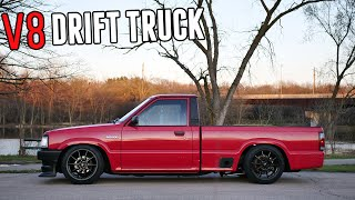 homepage tile video photo for Making the DRIFT TRUCK the ULTIMATE STREET MACHINE!