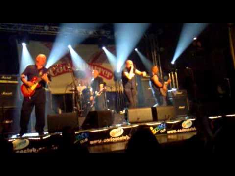 Cock SParrer - Argy Bargy (live Carioca SPRAY DE PIMENTA NOS OLHOS Club/SP) 03/ 9/2011