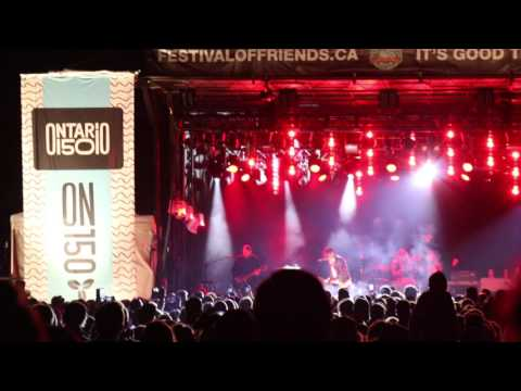 Concert Production On Festival of Friends 2017 in Hamilton, ON - Case Study