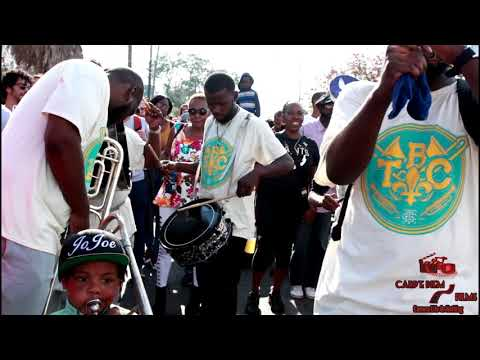 Dumain Street Gang Secondline Parade Pt. 2 (2017)