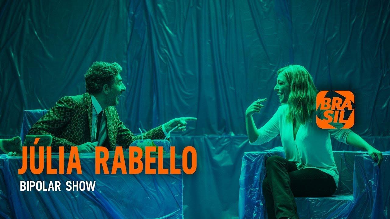 Júlia Rabello e Michel Melamed l Bipolar Show - YouTube