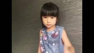 Japanese little girl speak tagalog clearly👍🏻