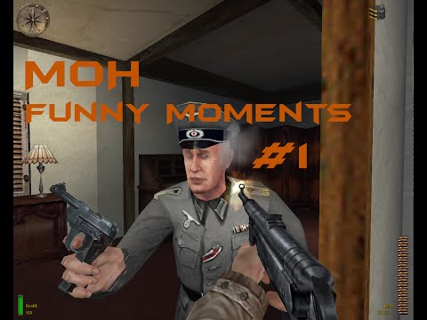 MOH Funny Moments #1