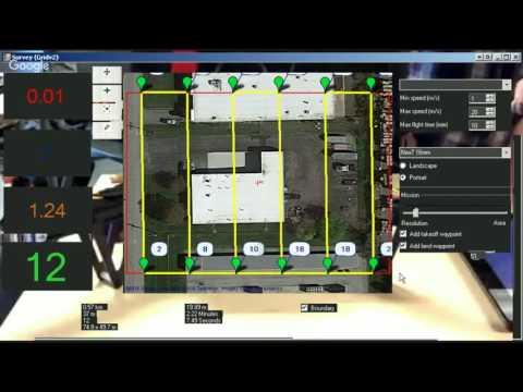Aptakisic Aviation Exploring Post 221: Programming drone flight plan