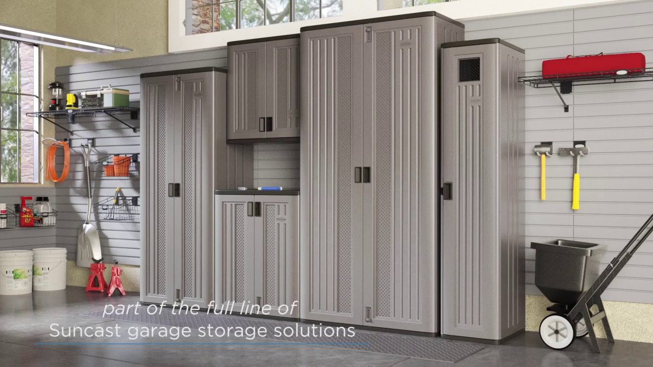 Storage Solutions Garage Storage Suncast Corporation