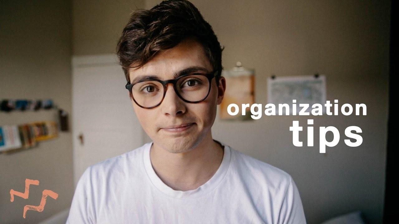 Organization Tips for the Chronically Disorganized