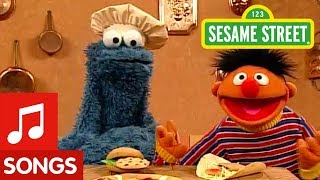 Sesame Street: Sorting Song with Cookie Monster and Ernie