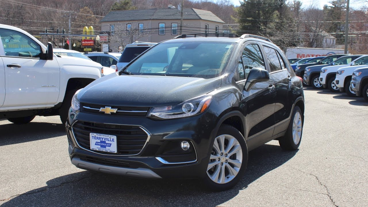 2018 Chevy Trax Premier In Depth First Person Look Youtube