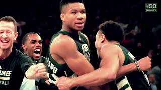 The Evolution of Giannis from MIP to MVP Candidate