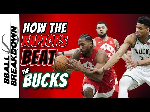 How The Raptors Beat The Bucks