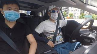 Тест-драйв Xiaopeng P7 / Xpeng P7 в Гуанчжоу, Китай.  С претензией быть Tesla S или...