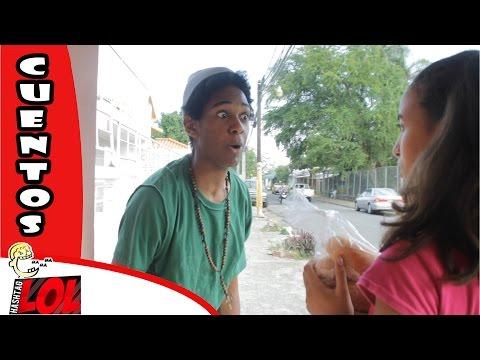 """""""EL QUE TE ROBO EL PAN"""" #LOL"""