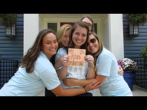 Alpha Delta Pi Wittenberg University I Recruitment 2016