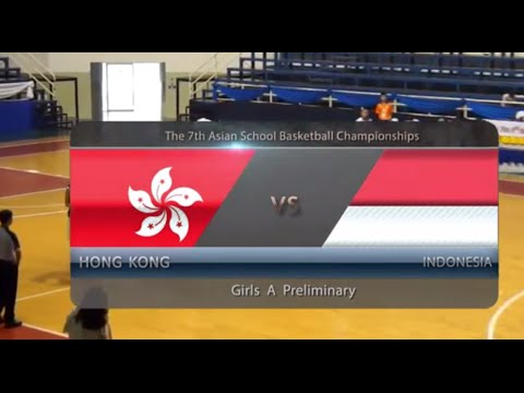 INDONESIA  vs HONG KONG, 9 March 2015 woman