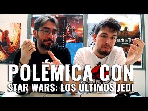 Download Youtube: RIAN JOHNSON RESUCITA LA POLÉMICA CON 'STAR WARS: LOS ÚLTIMOS JEDI'