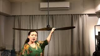 How to balance the Maverick ceiling fan
