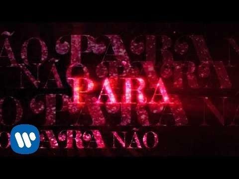 Não Para (Lyric Video) - Anitta