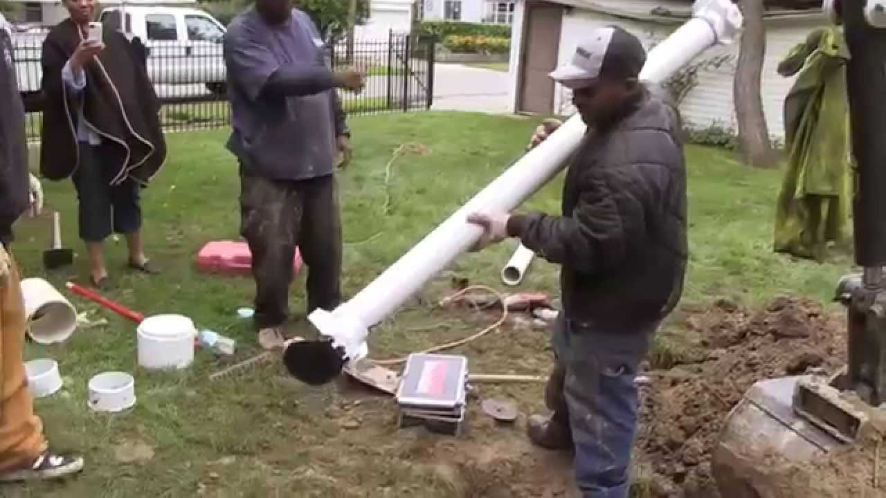D Malone Plumbing Quot Clean Check Back Water Valve Install