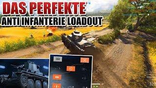 Absolute Laser-Tankgun... Battlefield V Leichter Panzer Loadout