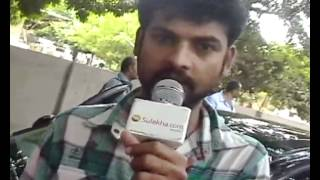 Actor Vimal at Ishtam Team Interview