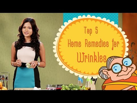 Skin Care – Wrinkles – Top 5 Natural Ayurvedic Home Remedies