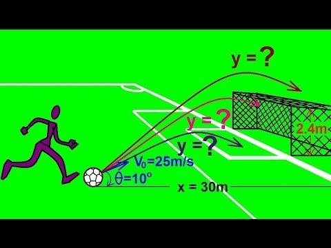 physics mechanics projectile motion 3 of 4 youtube